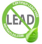 Metraflex Certified Lead Free