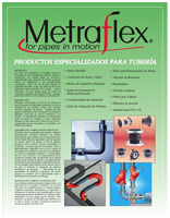 Metraflex Catalog Spanish